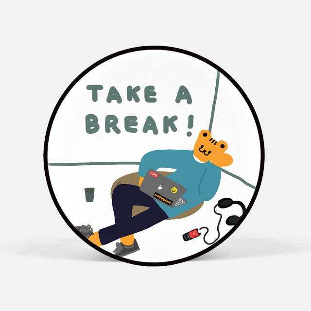 TAKE A BREAK 스마트톡