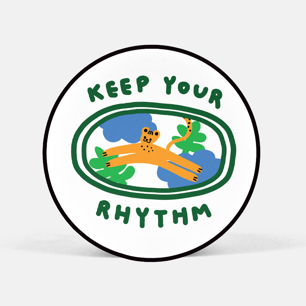 KEEP YOUR RHYTHM 스마트톡